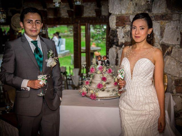 El matrimonio de Camilo y Diana en Zipaquirá, Cundinamarca 27