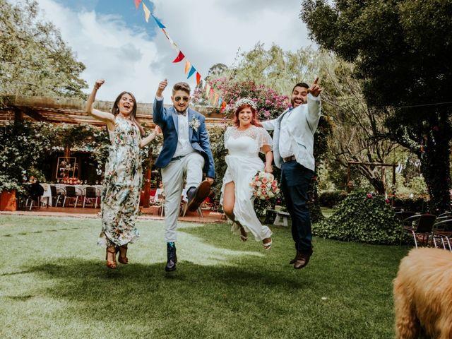 El matrimonio de Gustavo y Jennifer  en Chía, Cundinamarca 2