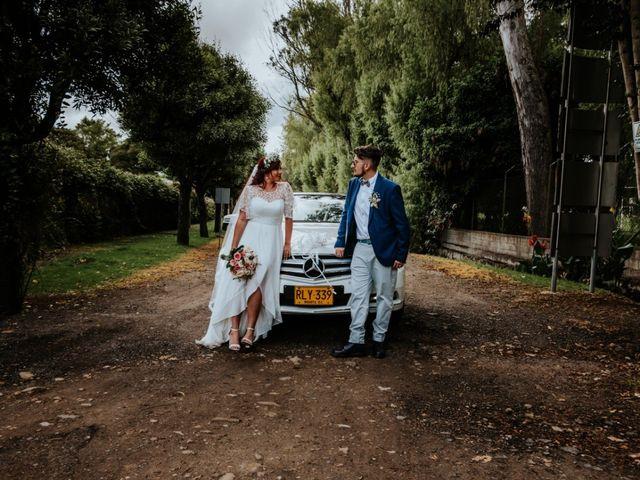 El matrimonio de Gustavo y Jennifer  en Chía, Cundinamarca 5