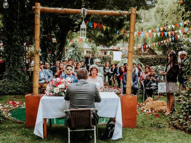 El matrimonio de Gustavo y Jennifer  en Chía, Cundinamarca 7