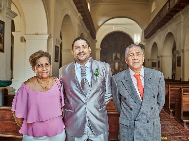 El matrimonio de Carlos y Marcela en Santafé de Antioquia, Antioquia 5