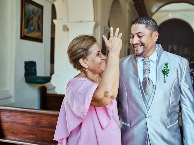 El matrimonio de Carlos y Marcela en Santafé de Antioquia, Antioquia 6