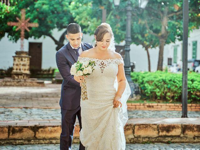El matrimonio de Carlos y Marcela en Santafé de Antioquia, Antioquia 1