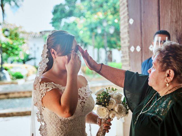 El matrimonio de Carlos y Marcela en Santafé de Antioquia, Antioquia 8