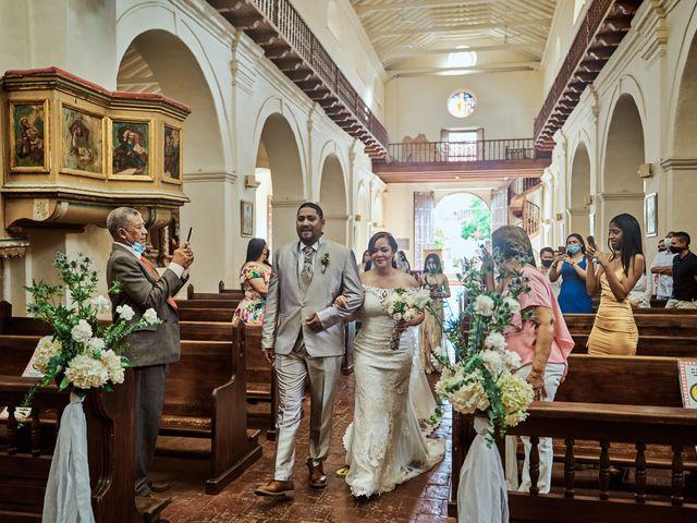 El matrimonio de Carlos y Marcela en Santafé de Antioquia, Antioquia 10