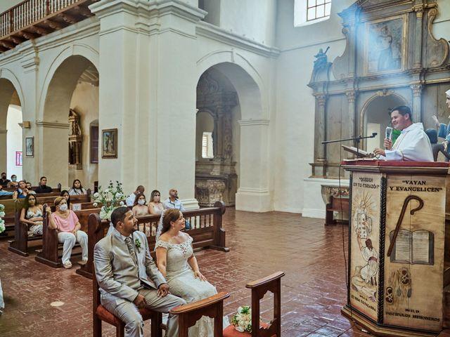 El matrimonio de Carlos y Marcela en Santafé de Antioquia, Antioquia 13
