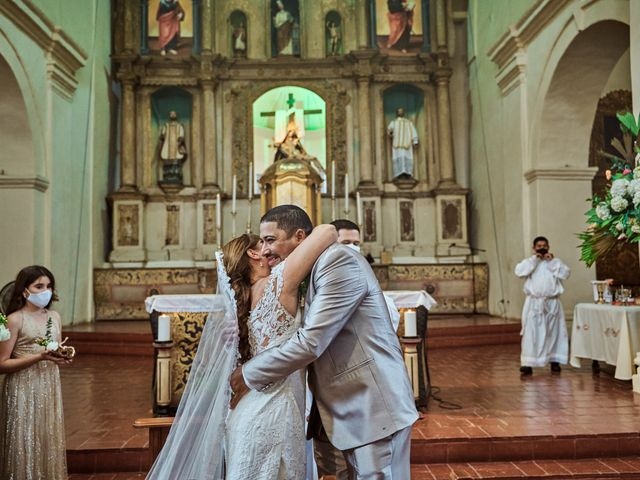 El matrimonio de Carlos y Marcela en Santafé de Antioquia, Antioquia 18