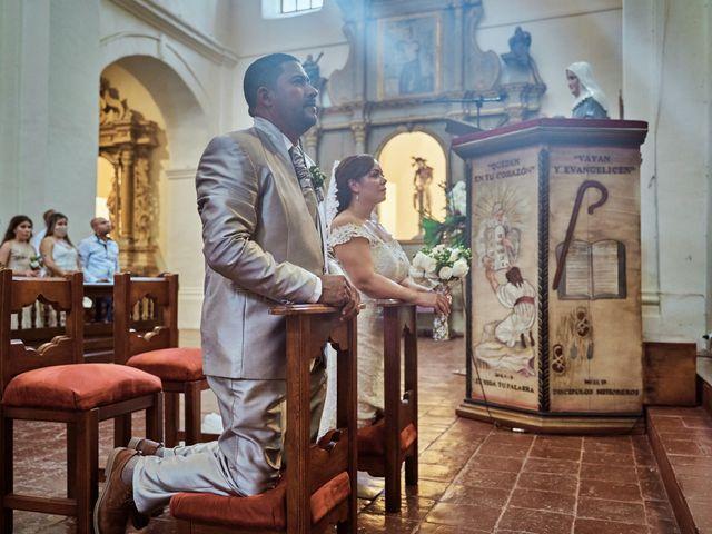 El matrimonio de Carlos y Marcela en Santafé de Antioquia, Antioquia 19