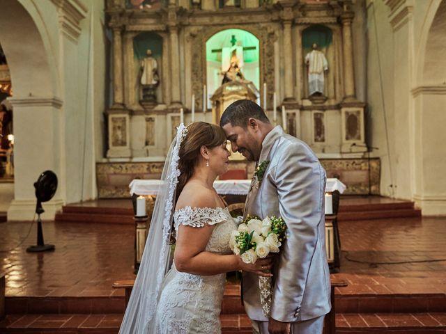 El matrimonio de Carlos y Marcela en Santafé de Antioquia, Antioquia 20