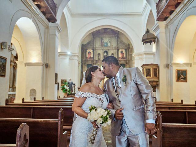 El matrimonio de Carlos y Marcela en Santafé de Antioquia, Antioquia 21