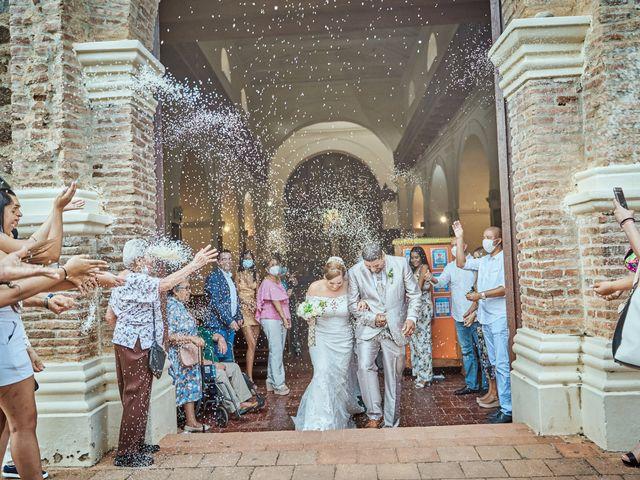 El matrimonio de Carlos y Marcela en Santafé de Antioquia, Antioquia 22