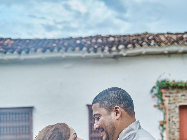 El matrimonio de Carlos y Marcela en Santafé de Antioquia, Antioquia 25