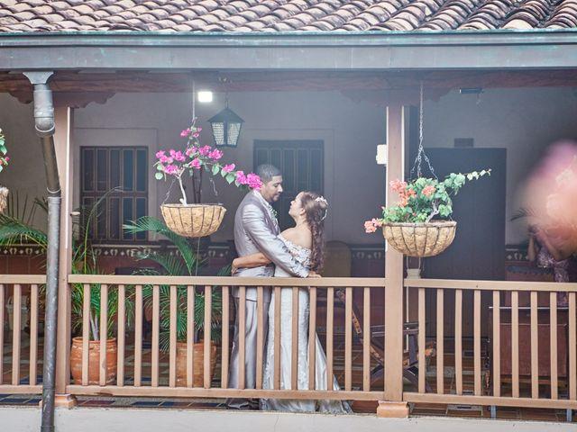 El matrimonio de Carlos y Marcela en Santafé de Antioquia, Antioquia 2