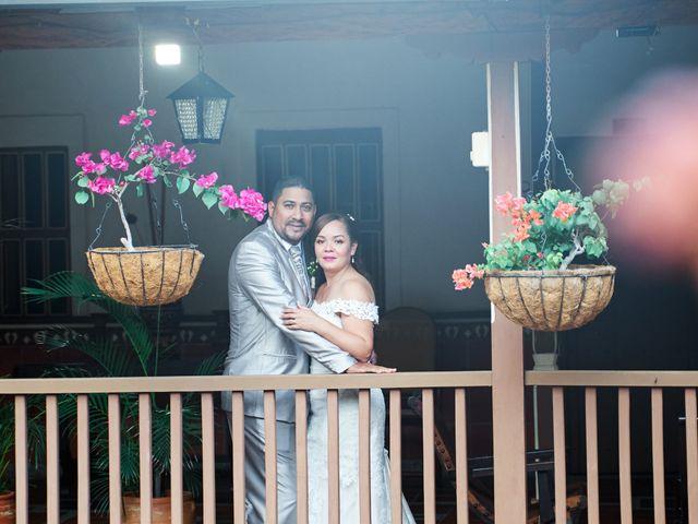 El matrimonio de Carlos y Marcela en Santafé de Antioquia, Antioquia 28