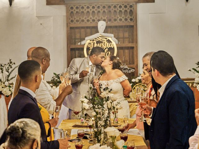 El matrimonio de Carlos y Marcela en Santafé de Antioquia, Antioquia 30