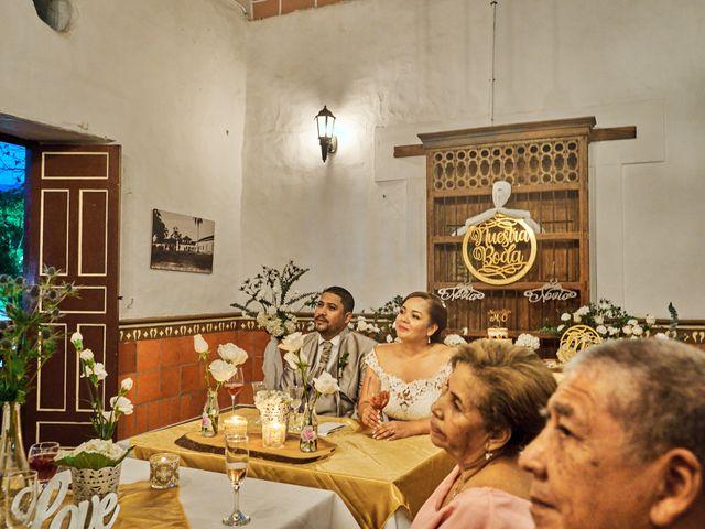 El matrimonio de Carlos y Marcela en Santafé de Antioquia, Antioquia 31