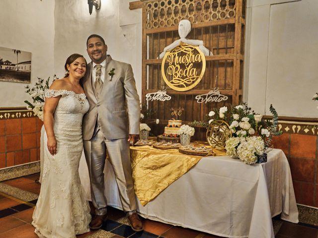 El matrimonio de Carlos y Marcela en Santafé de Antioquia, Antioquia 40