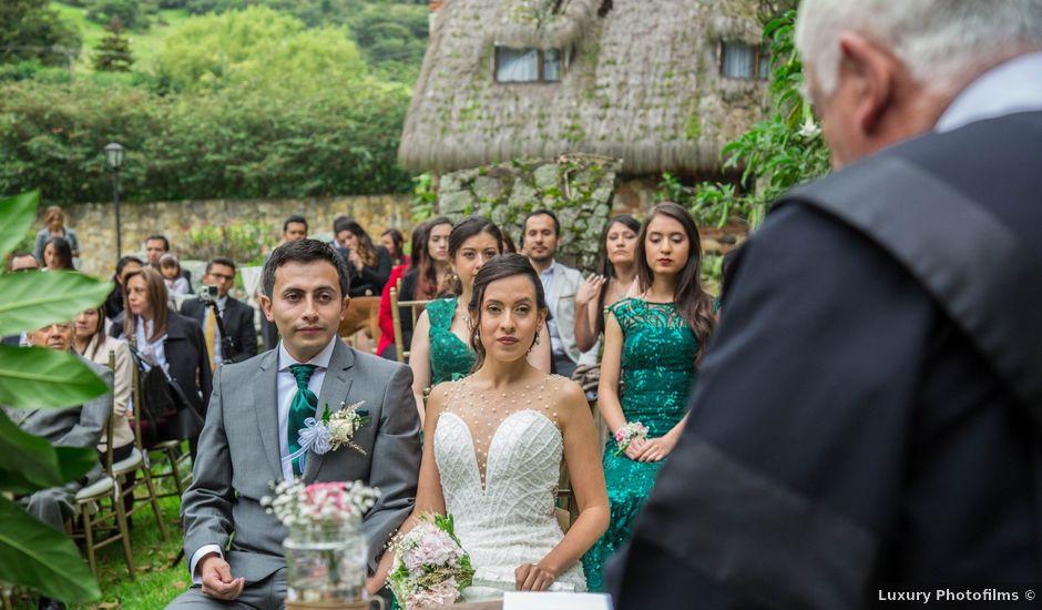 El matrimonio de Camilo y Diana en Zipaquirá, Cundinamarca