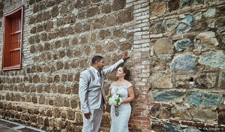 El matrimonio de Carlos y Marcela en Santafé de Antioquia, Antioquia