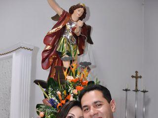El matrimonio de Nancy Paola y Victor Manuel 1