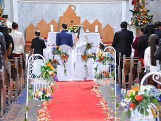 El matrimonio de Nancy Paola y Victor Manuel 2