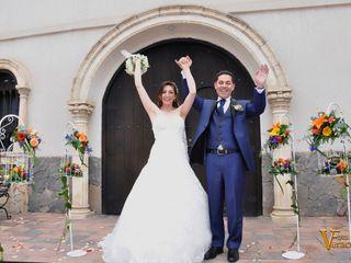 El matrimonio de Nancy Paola y Victor Manuel