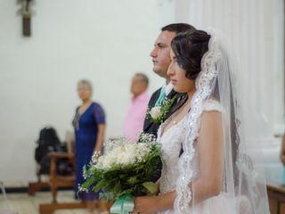 El matrimonio de Liseth y Edwar 1