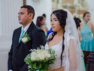 El matrimonio de Liseth y Edwar