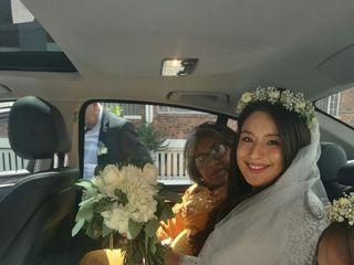 El matrimonio de Elia y David 3