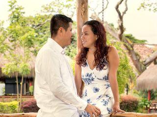 El matrimonio de Neira y Esneider 1