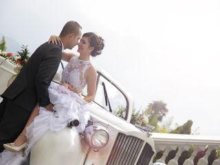 El matrimonio de Carlolina y Luis Miguel