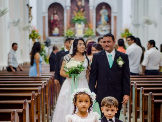 El matrimonio de Edwar y Liseth en Ciénaga, Magdalena 5