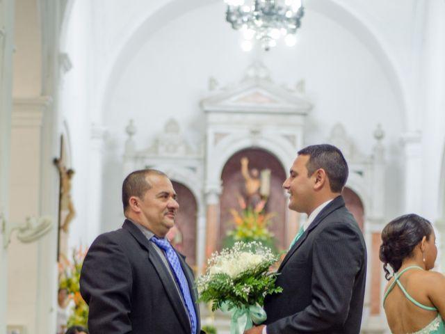 El matrimonio de Edwar y Liseth en Ciénaga, Magdalena 17