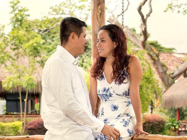 El matrimonio de Esneider y Neira en Neiva, Huila 1