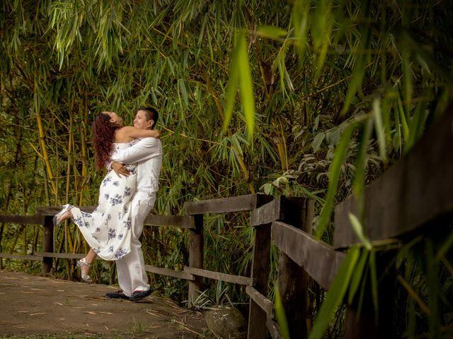 El matrimonio de Esneider y Neira en Neiva, Huila 5