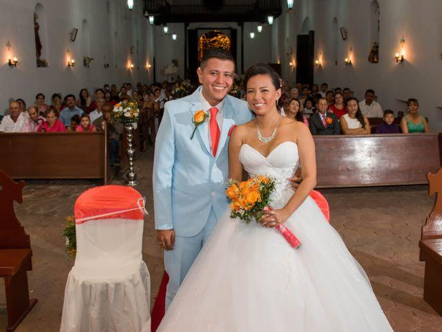 El matrimonio de Esneider y Neira en Neiva, Huila 10