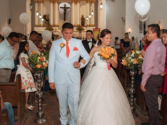 El matrimonio de Esneider y Neira en Neiva, Huila 12
