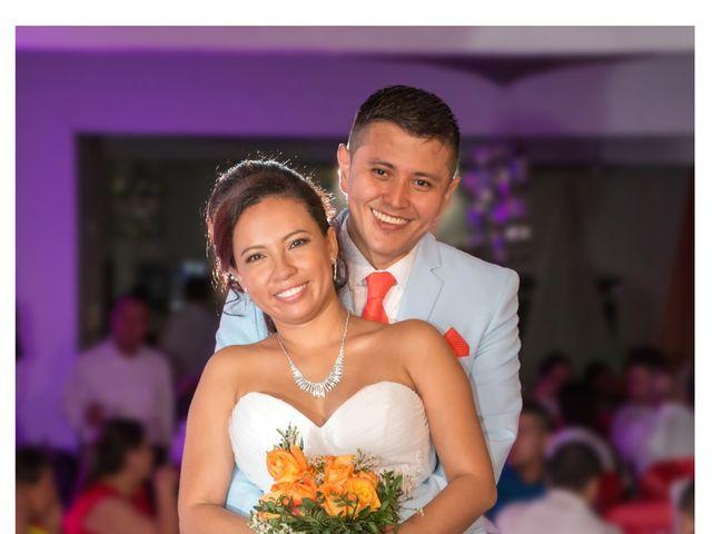 El matrimonio de Esneider y Neira en Neiva, Huila 2