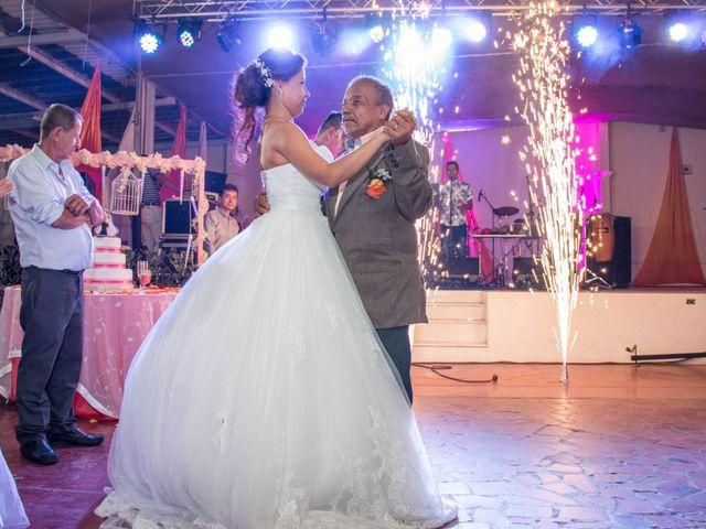 El matrimonio de Esneider y Neira en Neiva, Huila 16