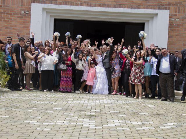 El matrimonio de Luis Miguel y Carlolina en La Estrella, Antioquia 2