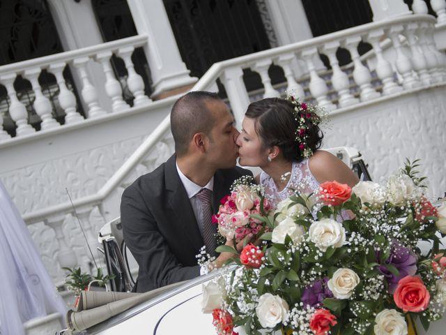El matrimonio de Luis Miguel y Carlolina en La Estrella, Antioquia 5