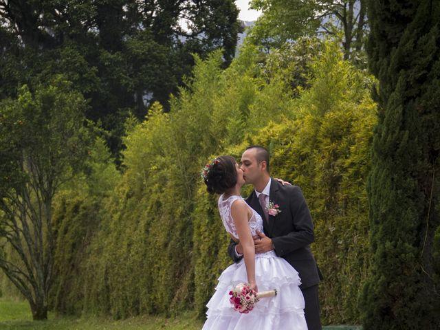 El matrimonio de Luis Miguel y Carlolina en La Estrella, Antioquia 9