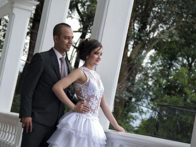 El matrimonio de Luis Miguel y Carlolina en La Estrella, Antioquia 10