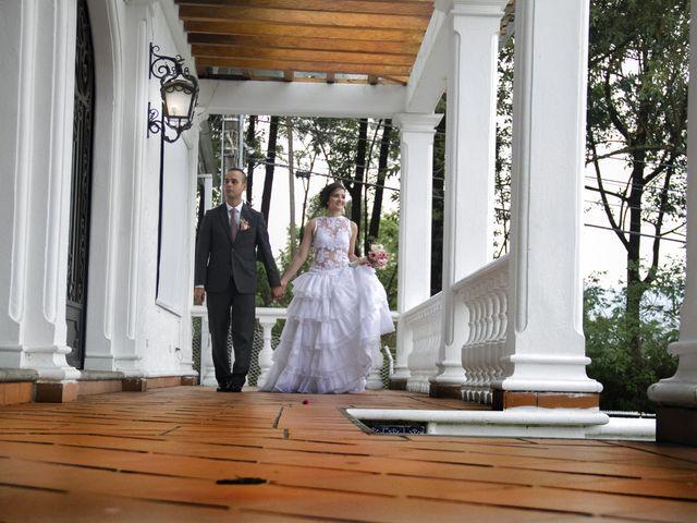 El matrimonio de Luis Miguel y Carlolina en La Estrella, Antioquia 11