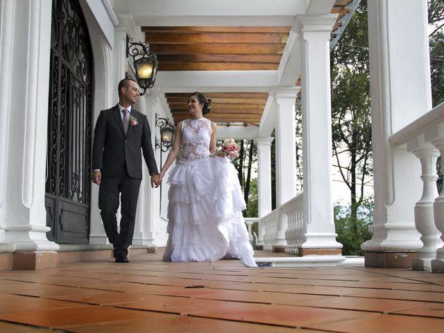 El matrimonio de Luis Miguel y Carlolina en La Estrella, Antioquia 12