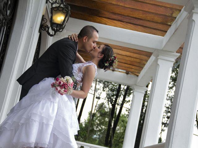 El matrimonio de Luis Miguel y Carlolina en La Estrella, Antioquia 13