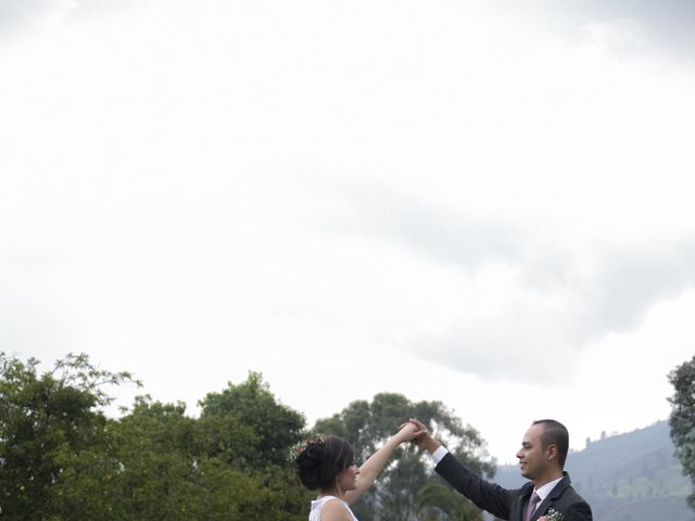 El matrimonio de Luis Miguel y Carlolina en La Estrella, Antioquia 16