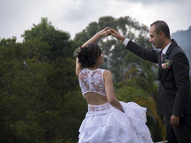 El matrimonio de Luis Miguel y Carlolina en La Estrella, Antioquia 17