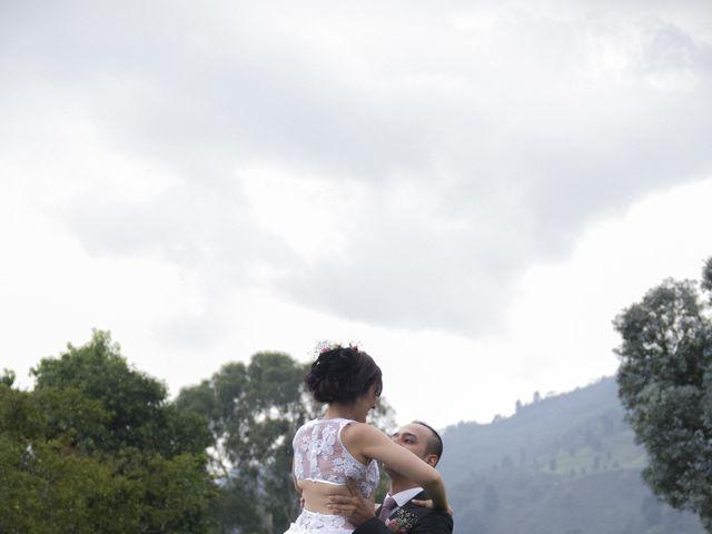 El matrimonio de Luis Miguel y Carlolina en La Estrella, Antioquia 18