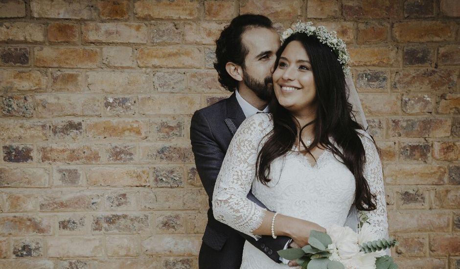El matrimonio de David y Elia en Bogotá, Bogotá DC